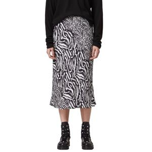 ALL SAINTS Rayne Remix Skirt, NWT